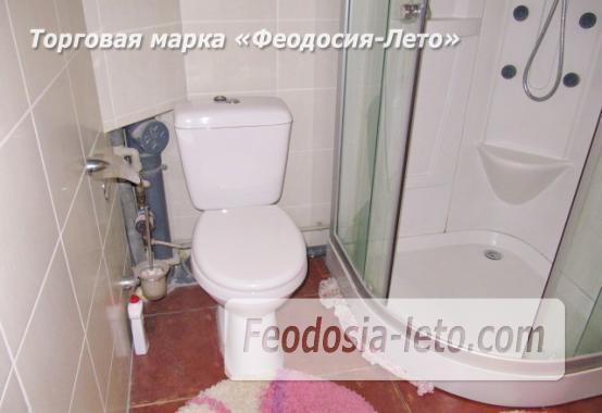 2 комнатная богатая квартира в Феодосии на ул. Профсоюзная, 41 - фотография № 20