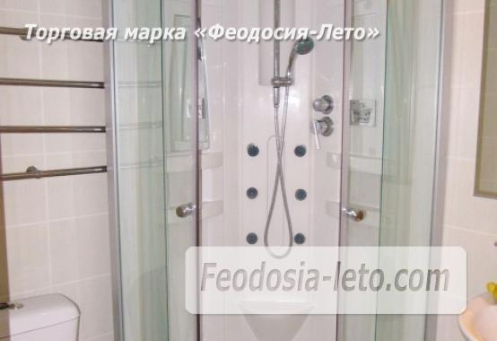 2 комнатная богатая квартира в Феодосии на ул. Профсоюзная, 41 - фотография № 21