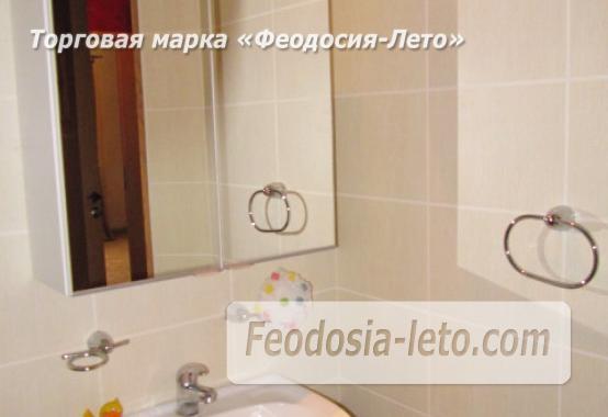 2 комнатная богатая квартира в Феодосии на ул. Профсоюзная, 41 - фотография № 22