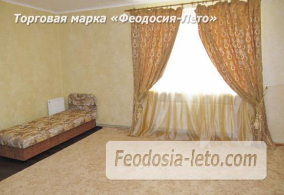 2 комнатная богатая квартира в Феодосии на ул. Профсоюзная, 41 - фотография № 5