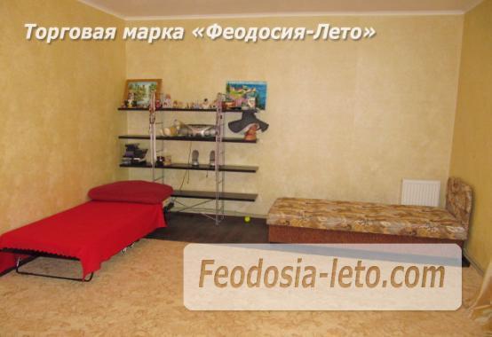 2 комнатная богатая квартира в Феодосии на ул. Профсоюзная, 41 - фотография № 9