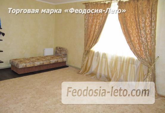 2 комнатная богатая квартира в Феодосии на ул. Профсоюзная, 41 - фотография № 10