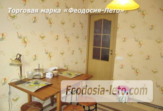 2 комнатная богатая квартира в Феодосии на ул. Профсоюзная, 41 - фотография № 11
