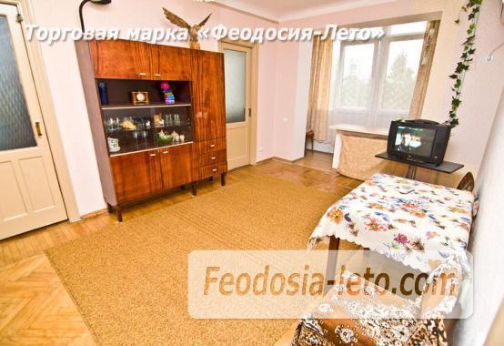 2 комнатная квартира на Динамо в Феодосии, улица Федько, 47 - фотография № 1