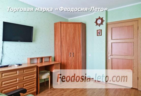 2 комнатная чарующая квартира в Феодосии, бульвар Старшинова, 10-А  - фотография № 16