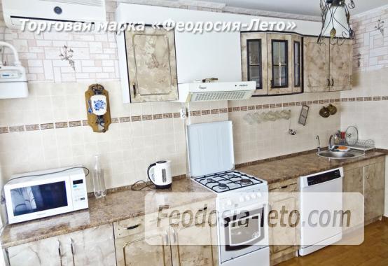 2 комнатная чарующая квартира в Феодосии, бульвар Старшинова, 10-А  - фотография № 5
