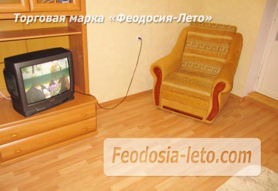 2 комнатная чудненькая квартира в Феодосии на бульваре Старшинова, 8-А - фотография № 5