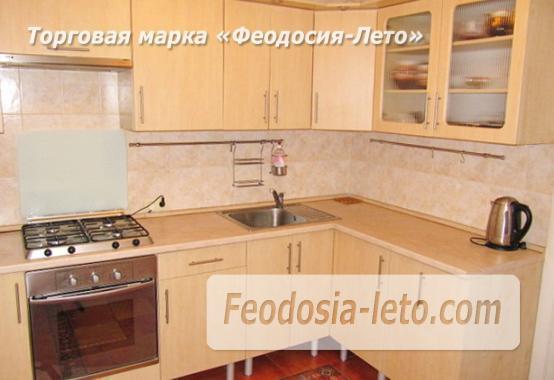 2 комнатная чудненькая квартира в Феодосии на бульваре Старшинова, 8-А - фотография № 7