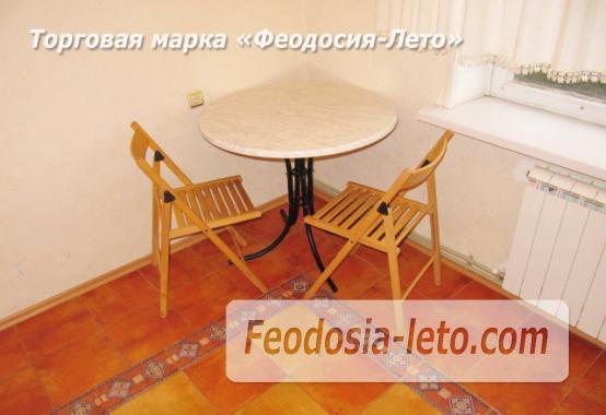 2 комнатная чудненькая квартира в Феодосии на бульваре Старшинова, 8-А - фотография № 9
