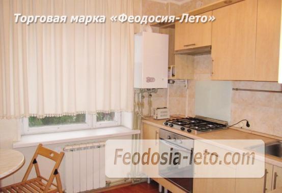 2 комнатная чудненькая квартира в Феодосии на бульваре Старшинова, 8-А - фотография № 10