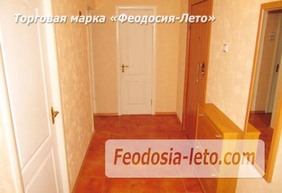 2 комнатная чудненькая квартира в Феодосии на бульваре Старшинова, 8-А - фотография № 11