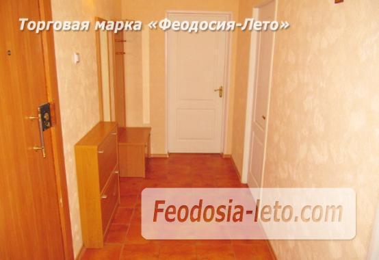 2 комнатная чудненькая квартира в Феодосии на бульваре Старшинова, 8-А - фотография № 12