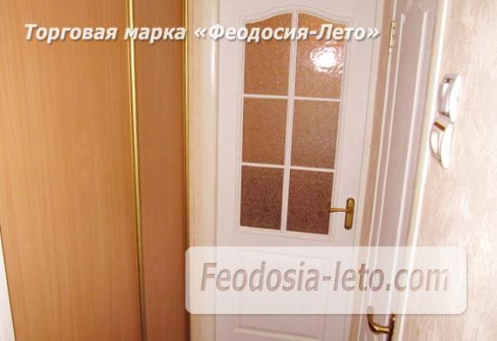 2 комнатная чудненькая квартира в Феодосии на бульваре Старшинова, 8-А - фотография № 13