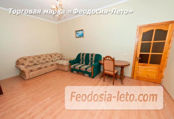 2 комнатная демократичная квартира в Феодосии, улица Федько, 1-А - фотография № 6
