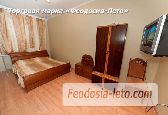 2 комнатная демократичная квартира в Феодосии, улица Федько, 1-А - фотография № 4