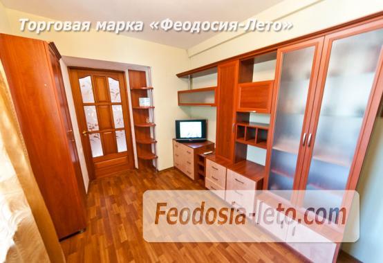 2 комнатная дивная квартира в Феодосии, улица Пономорёвой, 7 - фотография № 12