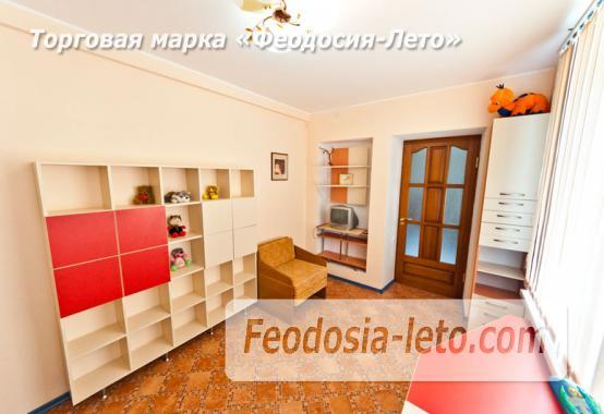 2 комнатная дивная квартира в Феодосии, улица Пономорёвой, 7 - фотография № 10