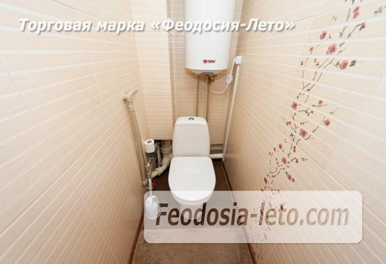 2 комнатная добротная квартира в Феодосии, улица Шевченко, 55 - фотография № 10
