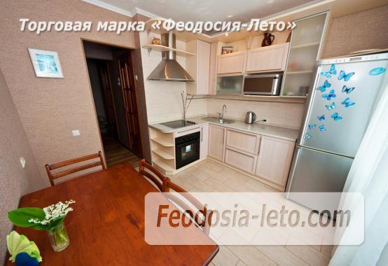 2 комнатная добротная квартира в Феодосии, улица Шевченко, 55 - фотография № 4