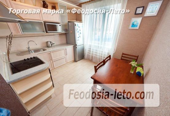 2 комнатная добротная квартира в Феодосии, улица Шевченко, 55 - фотография № 5