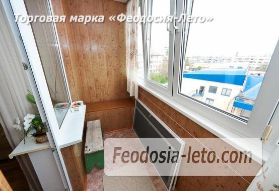 2 комнатная добротная квартира в Феодосии, улица Шевченко, 55 - фотография № 6