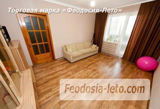 2 комнатная добротная квартира в Феодосии, улица Шевченко, 55 - фотография № 7