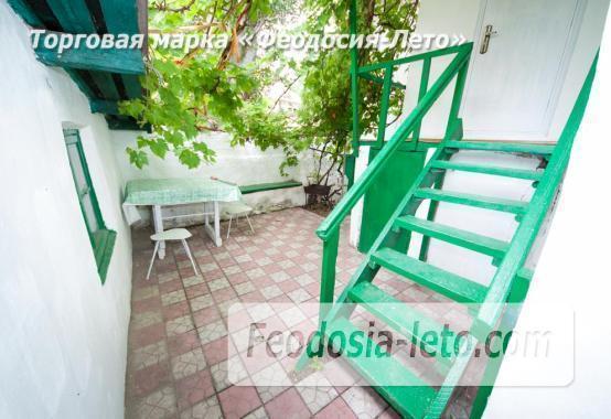 2 комнатная дом-квартира на Греческой в частном секторе Феодосии - фотография № 8