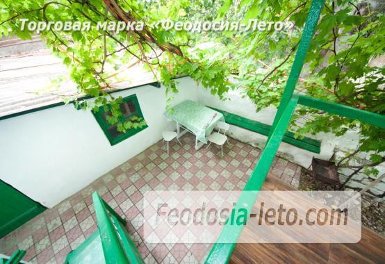 2 комнатная дом-квартира на Греческой в частном секторе Феодосии - фотография № 9