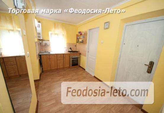 2 комнатная дом-квартира на Греческой в частном секторе Феодосии - фотография № 16
