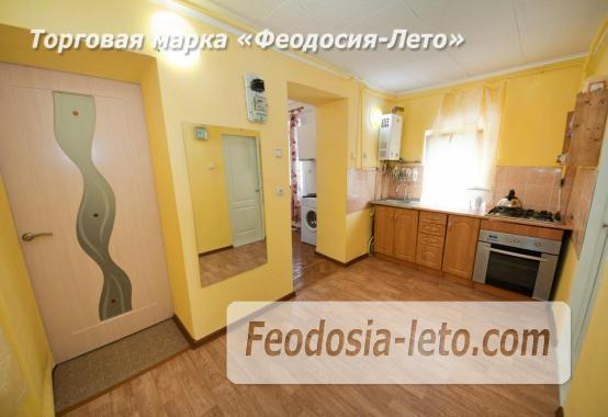 2 комнатная дом-квартира на Греческой в частном секторе Феодосии - фотография № 17