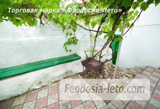 2 комнатная дом-квартира на Греческой в частном секторе Феодосии - фотография № 19