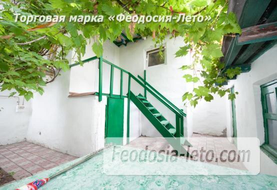 2 комнатная дом-квартира на Греческой в частном секторе Феодосии - фотография № 20