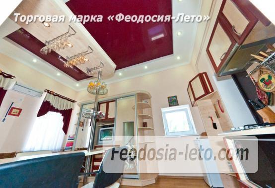2 комнатная двухуровневая квартира в Феодосии, улица Федько, 6 - фотография № 1
