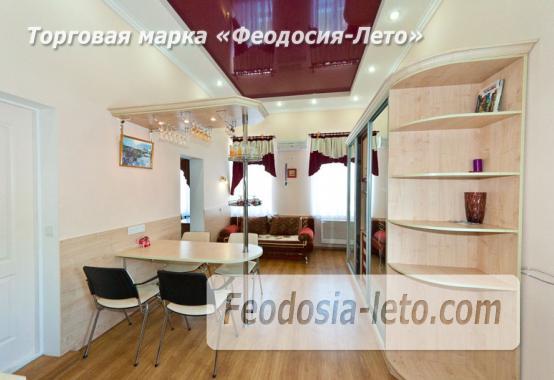 2 комнатная двухуровневая квартира в Феодосии, улица Федько, 6 - фотография № 9