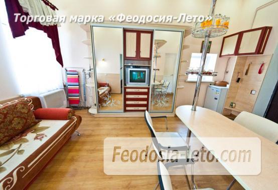 2 комнатная двухуровневая квартира в Феодосии, улица Федько, 6 - фотография № 11