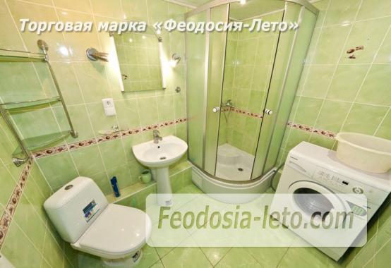 2 комнатная двухуровневая квартира в Феодосии, улица Федько, 6 - фотография № 3