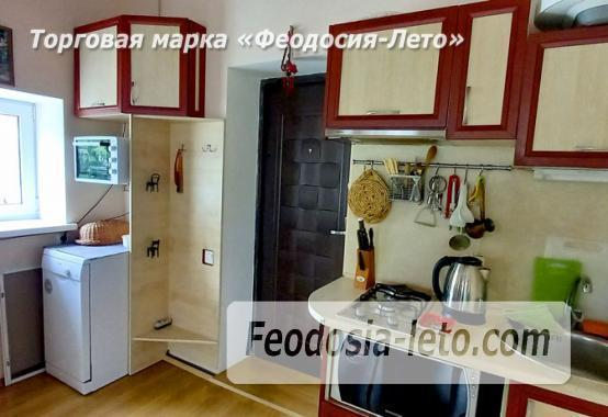 2 комнатная двухуровневая квартира в Феодосии, улица Федько, 6 - фотография № 8