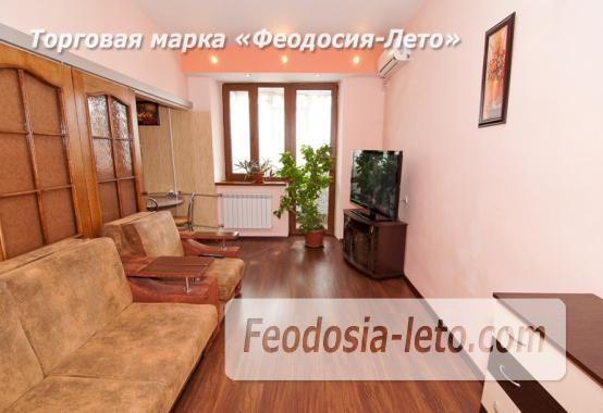 2 комнатная элегантная квартира в Феодосии на улице Галерейная, 11 - фотография № 3