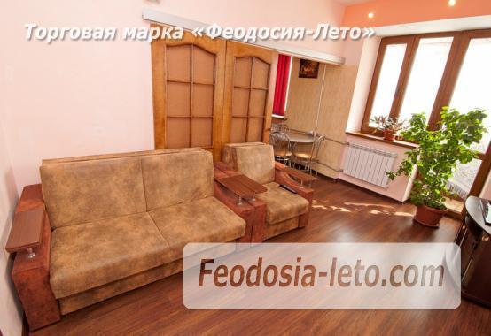 2 комнатная элегантная квартира в Феодосии на улице Галерейная, 11 - фотография № 4
