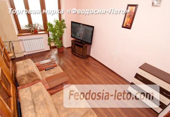 2 комнатная элегантная квартира в Феодосии на улице Галерейная, 11 - фотография № 5