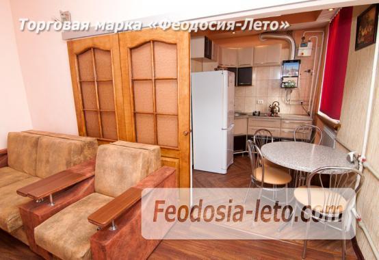 2 комнатная элегантная квартира в Феодосии на улице Галерейная, 11 - фотография № 7