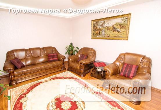 2 комнатная фееричная квартира в Феодосии, улица Украинская, 31 - фотография № 10