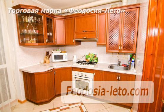 2 комнатная фееричная квартира в Феодосии, улица Украинская, 31 - фотография № 3