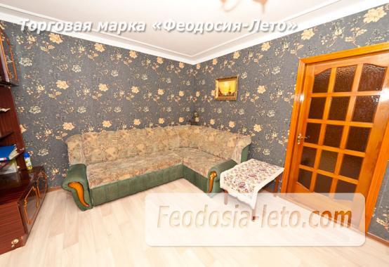 2 комнатная гостеприимная квартира в Феодосии, улица Федько, 34 - фотография № 3