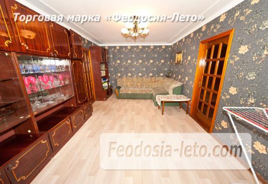 2 комнатная гостеприимная квартира в Феодосии, улица Федько, 34 - фотография № 13