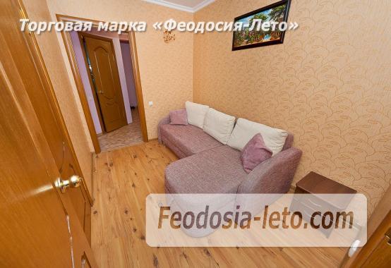 2 комнатная идеальная квартира в Феодосии, улица Чкалова, 92 - фотография № 3
