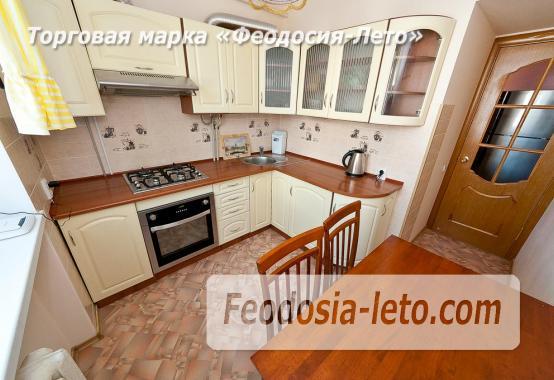 2 комнатная идеальная квартира в Феодосии, улица Чкалова, 92 - фотография № 5