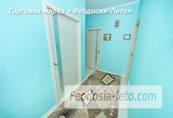 2 комнатная идеальная квартира в Феодосии, улица Горького, 42 - фотография № 12