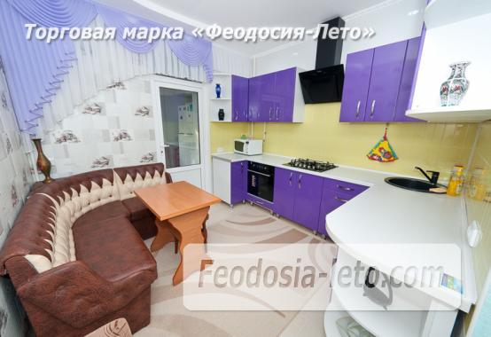 2 комнатная идеальная квартира в Феодосии, улица Горького, 42 - фотография № 3