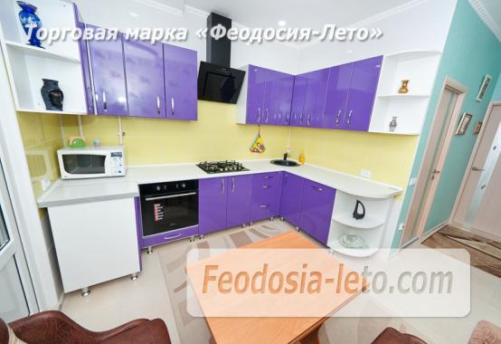 2 комнатная идеальная квартира в Феодосии, улица Горького, 42 - фотография № 4